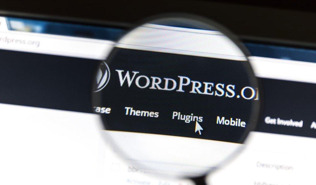 WordPress bővítmények ésszerű használata