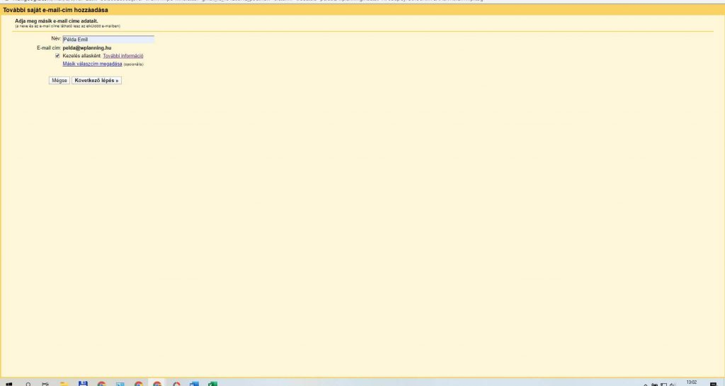 gmail beallitas 6