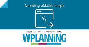 landing page alapjai kiemelt